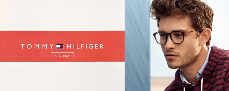 PRESCRIPTION GLASSES › Tommy Hilfiger › TH 1268 » GRYMTCHMB - 5EZ